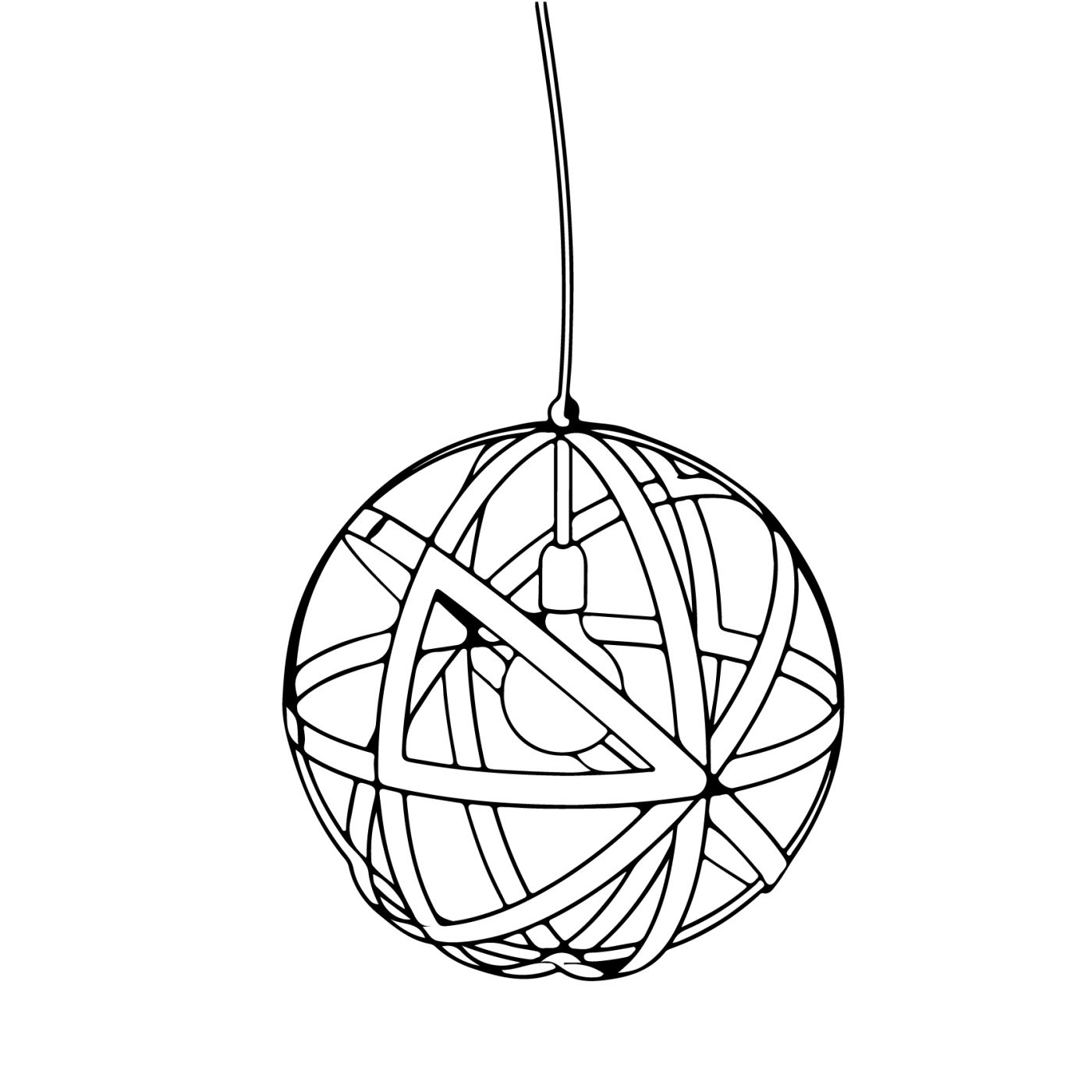 LAMPADARIO ORBIT